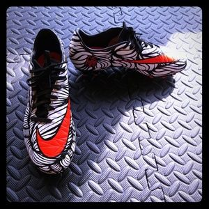 Nike hypervenom phelon 2 neymar jr Fg soccer sz6.5